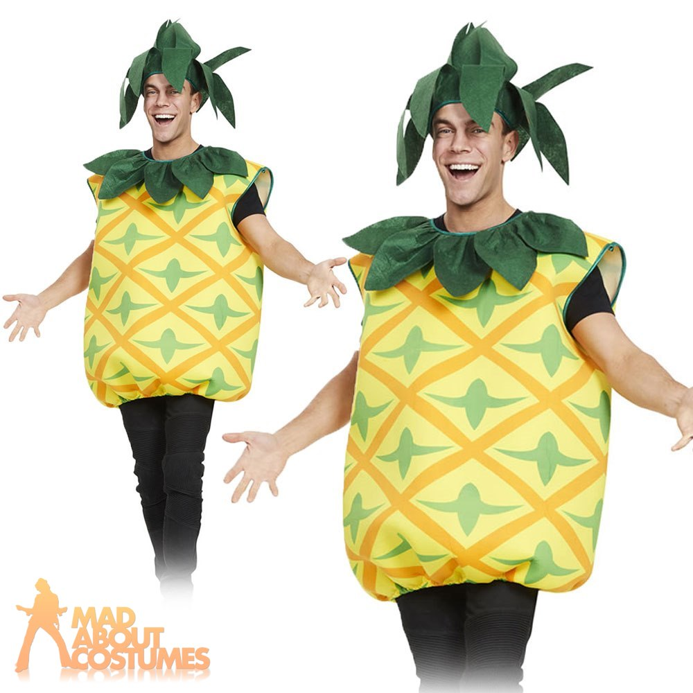 Adults Cactus Costume Mens Ladies Wild West Novelty Fancy Dress Stag Hen Party