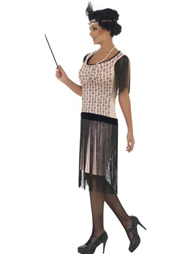 1920's Coco Flapper Fancy Dress Costume by Smiffy's - Image 1