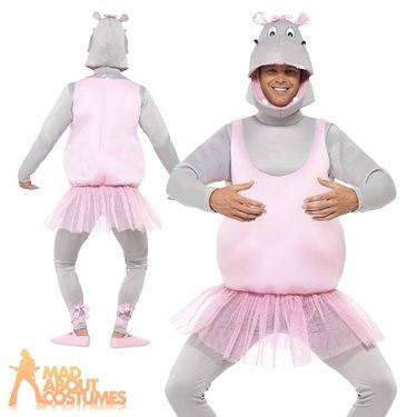Adult Hippo Costume