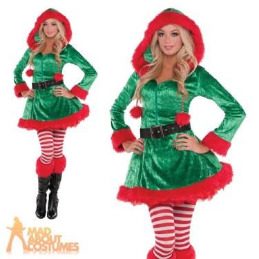 Sexy xmas elf