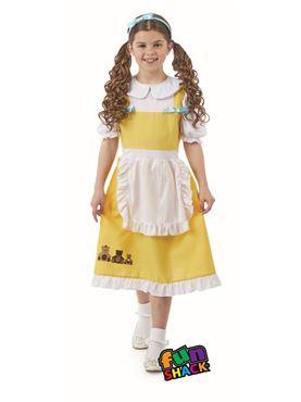 Girl/'s Goldilocks Costume