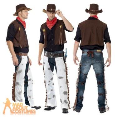 Cowboy Fancy Dress Costume by Smiffy's
