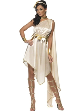 Fever Goddess Fancy Dress Costume by Smiffy's