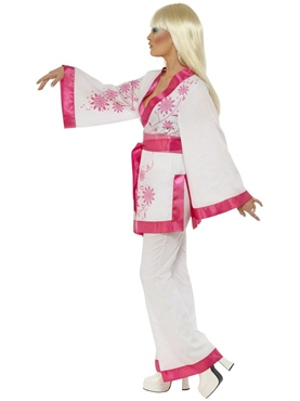 Mini Kimono Fancy Dress Costume by Smiffy's - Image 2